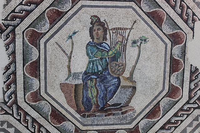 starožitná mozaika
