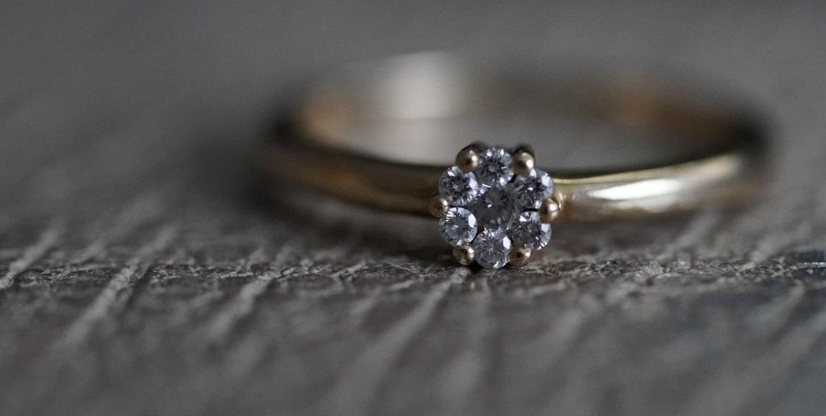 krásný prsten